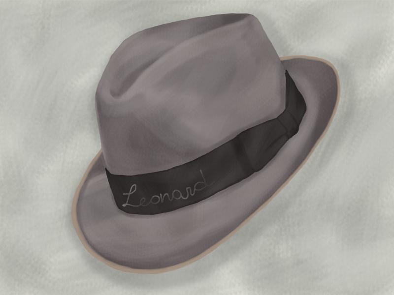 leonard illustrazione